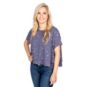 Studio Buddy Love Joey Star Galaxy Ruffle Top
