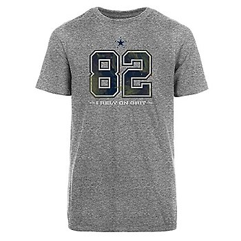 Dallas Cowboys Youth Jason Witten Dirty 82 Tee