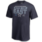 Dallas Cowboys Youth 2018 NFC East Division Champs Short Sleeve T-Shirt