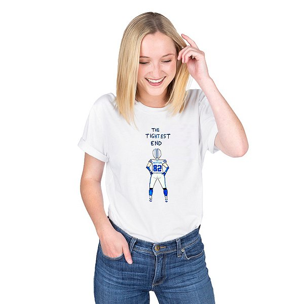 Dallas Cowboys Unfortunate Portrait Unisex Tightest End Tee