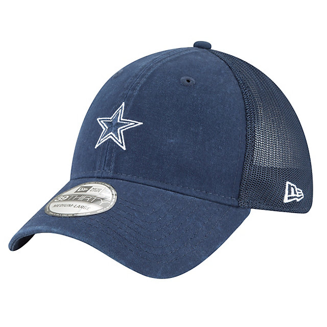 Dallas Cowboys New Era Team Precision 39Thirty Cap