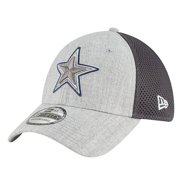 Dallas Cowboys New Era Heathered Neo Pop 39Thirty Hat