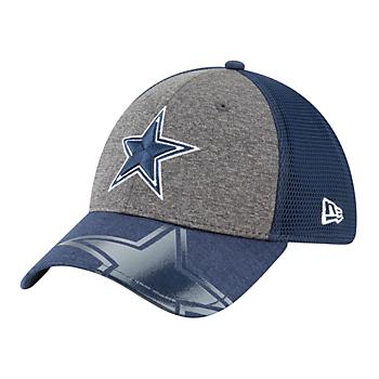 Dallas Cowboys New Era Shadow Gleam 39Thirty Cap 5712a68f4