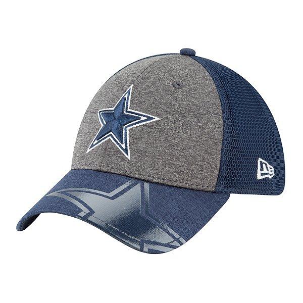 Dallas Cowboys New Era Shadow Gleam 39Thirty Hat