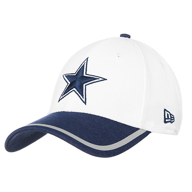 Dallas Cowboys New Era Tinted Trim 39Thirty Cap