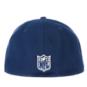 Dallas Cowboys New Era Title Trim 59Fifty Cap