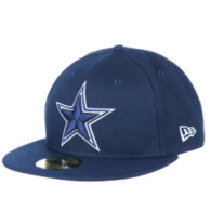 Dallas Cowboys New Era Title Trim 59Fifty Cap