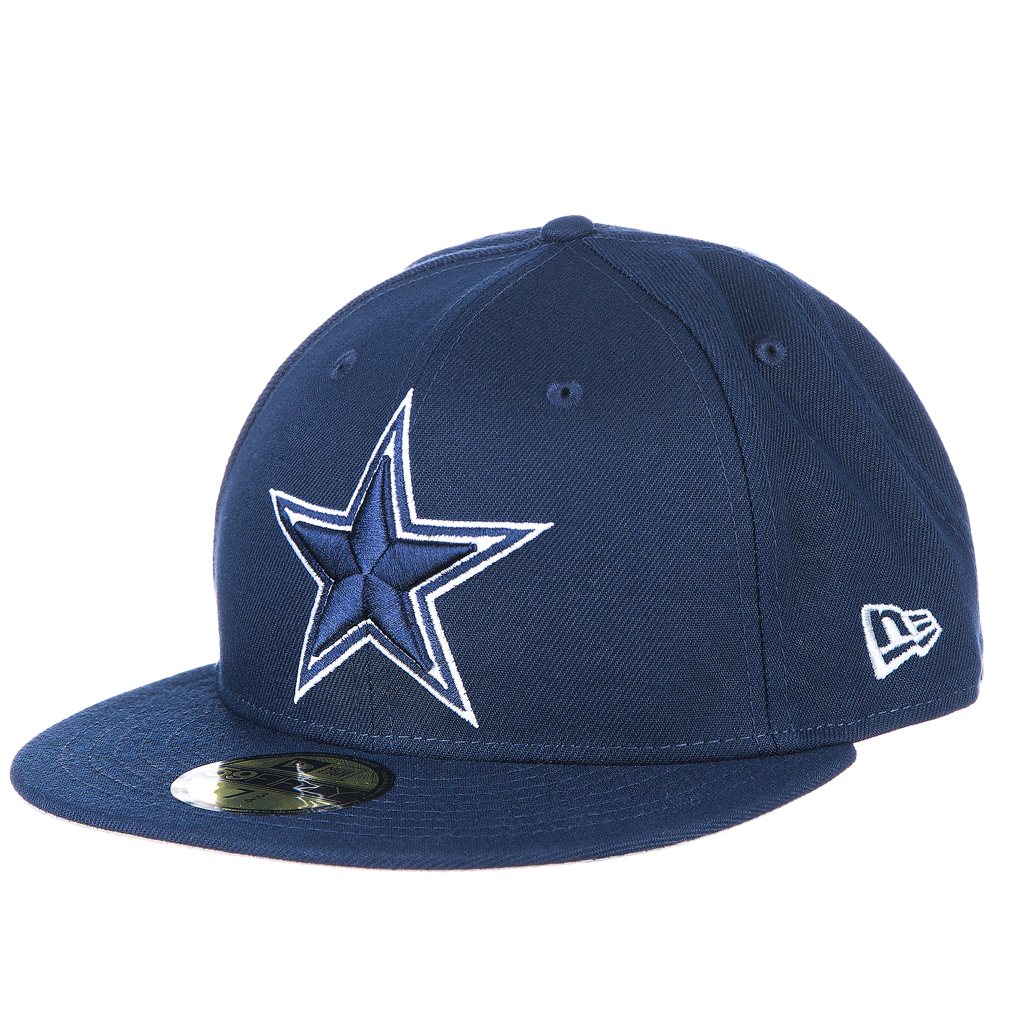 Dallas Cowboys New Era Title Trim 59Fifty Hat