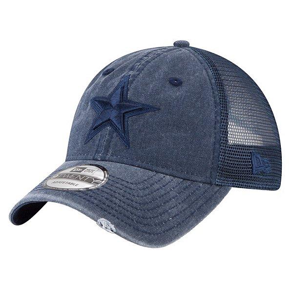 Dallas Cowboys New Era Tonal Washed 9Twenty Hat