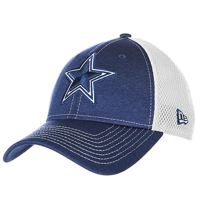 Dallas Cowboys New Era Shadow Turn 2 9Forty Cap
