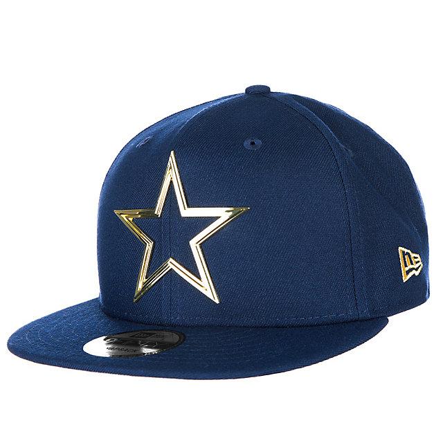 Dallas Cowboys New Era Metal Frame 9Fifty Cap