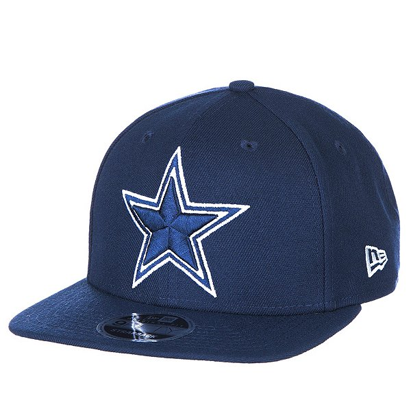 Dallas Cowboys New Era Straped Snap 9Fifty Cap