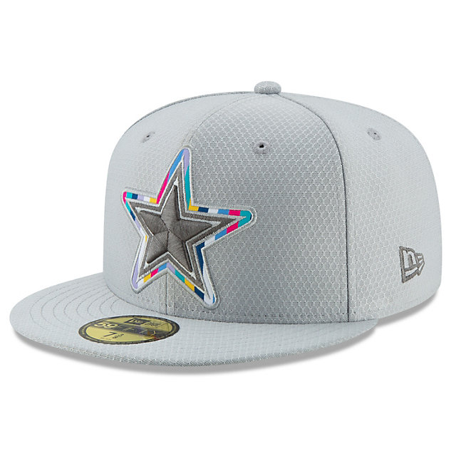Dallas Cowboys New Era Crucial Catch 59Fifty Cap  de2da150e4b