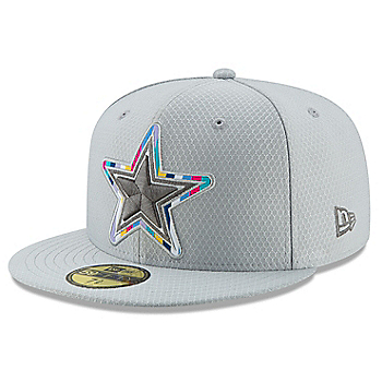 Dallas Cowboys New Era Crucial Catch 59Fifty Cap