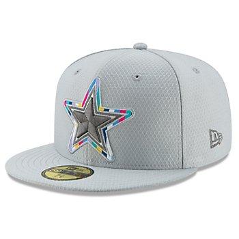 Dallas Cowboys New Era Crucial Catch 59Fifty Cap