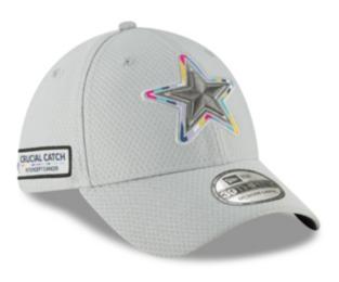 Dallas Cowboys New Era Crucial Catch 39Thirty Cap