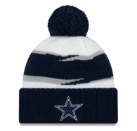 Dallas Cowboys New Era Thanksgiving Knit Hat