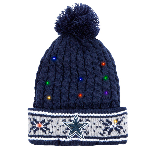 Dallas Cowboys Emmanuel Knit Hat
