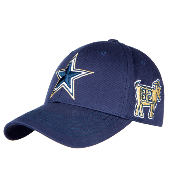 Dallas Cowboys Jason Witten GOAT 82 Curved Cap