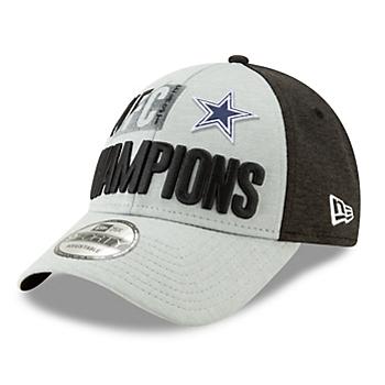 Dallas Cowboys New Era 2018 NFC East Division Champs 9Forty Cap