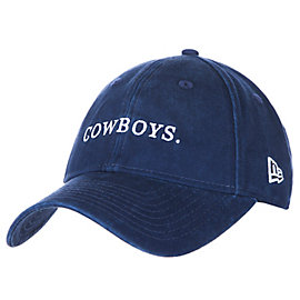 Dallas Cowboys New Era Team Stated 9Twenty Cap