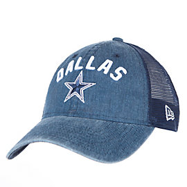 Dallas Cowboys New Era Womens Rugged Team 9Twenty Cap