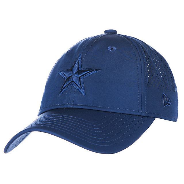 Dallas Cowboys New Era Womens Perf Tone 9Twenty Cap