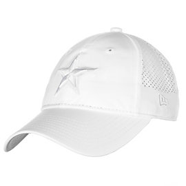 Dallas Cowboys New Era Womens Perf Tone 9Twenty Cap