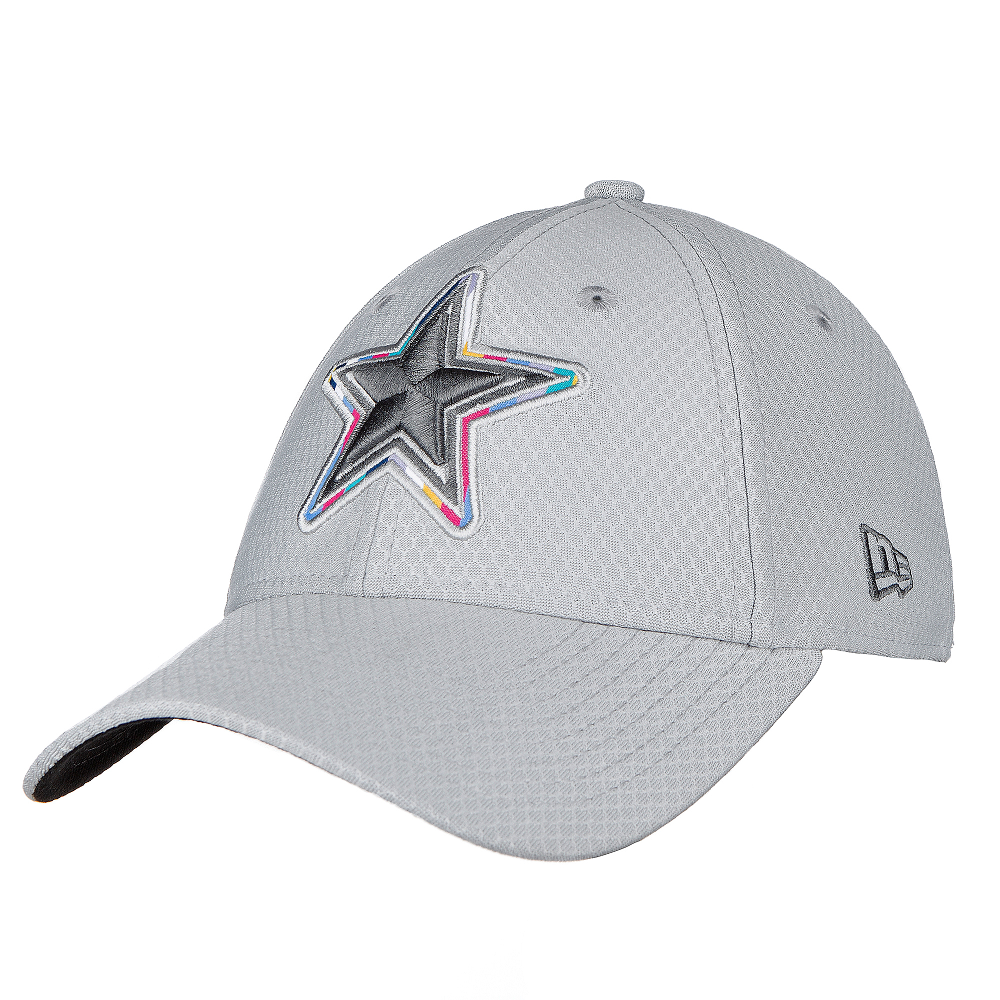 Dallas Cowboys New Era Womens Crucial Catch 9Twenty Cap  990a6c0f73