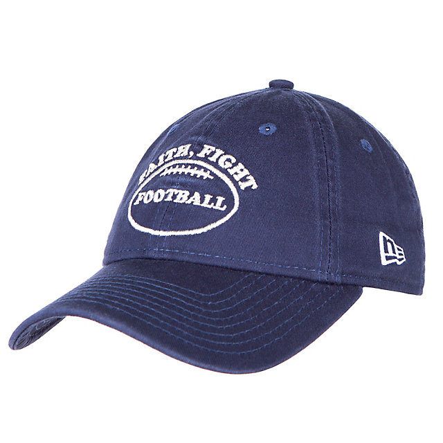Dallas Cowboys New Era Womens Faith Fight Football 9Twenty Cap