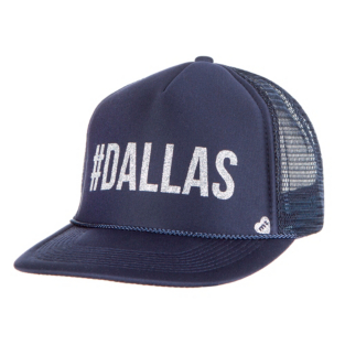 Studio Mother Trucker & Co #Dallas Trucker Hat