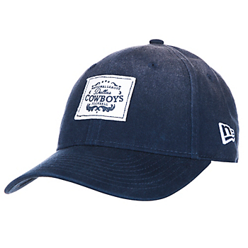 Dallas Cowboys New Era Jr Vintage Patched 9Twenty Cap