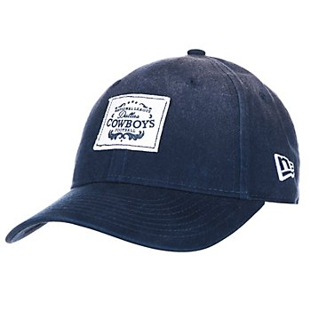 Dallas Cowboys New Era Jr Vintage Patched 9Twenty Cap