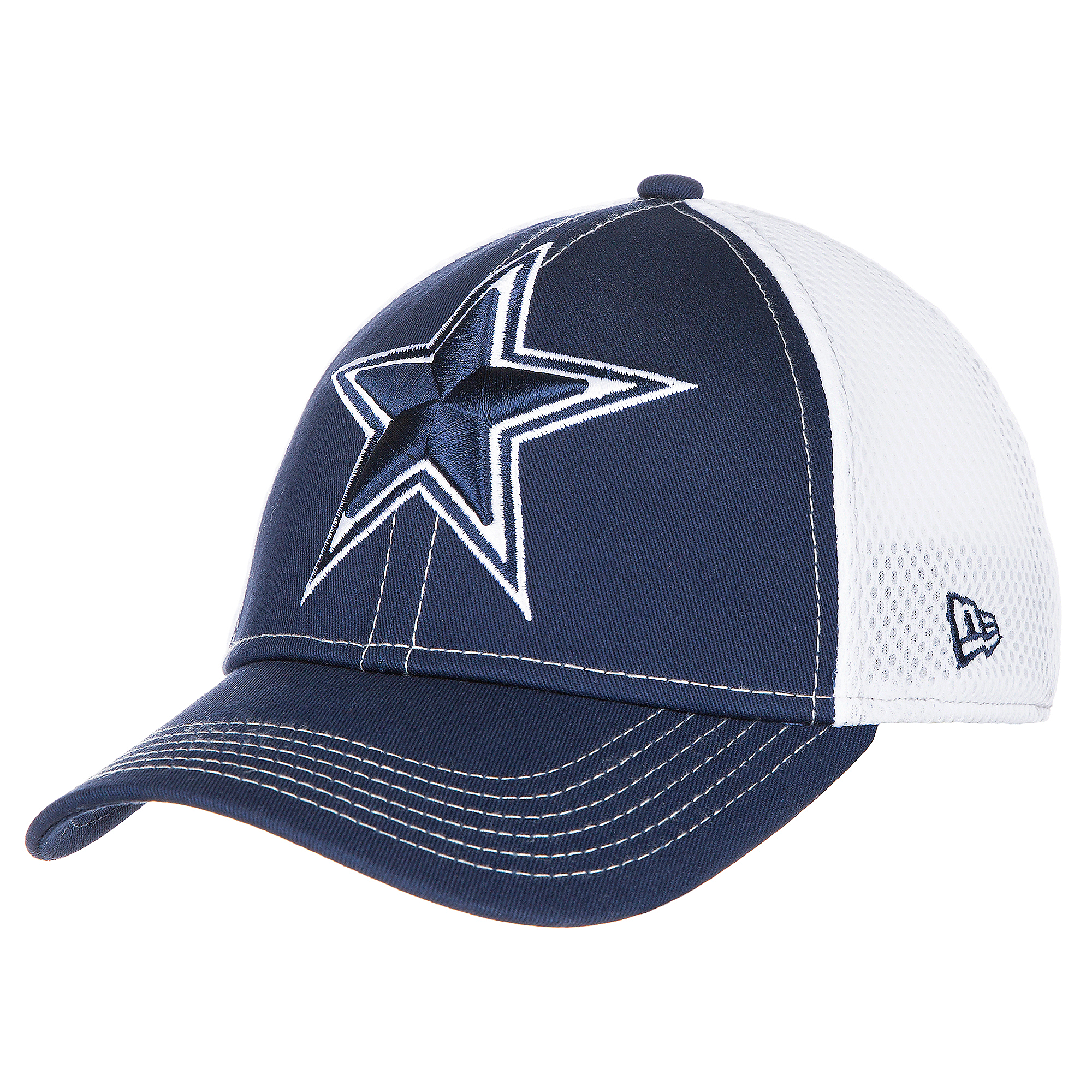 Dallas Cowboys New Era Jr Mega Team Neo 2 39Thirty Cap