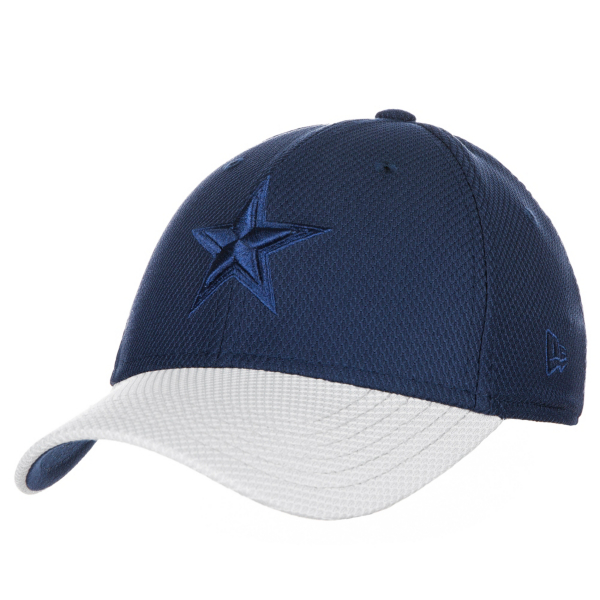Dallas Cowboys New Era Jr Tone Tech Redux 2 39Thirty Cap