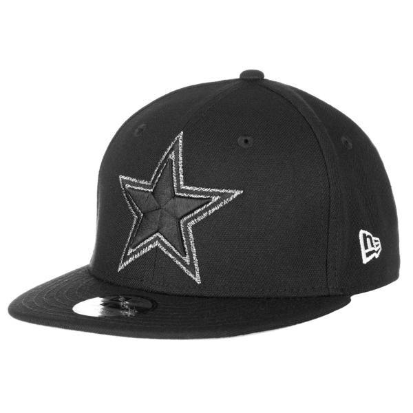 Dallas Cowboys New Era Jr Mega Twist Snap 9Fifty Cap