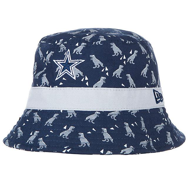 Dallas Cowboys New Era Jr Dino Bucket Hat