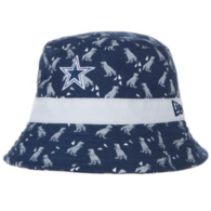 Dallas Cowboys New Era Jr Dino Bucket Hat
