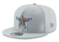 Dallas Cowboys New Era Youth Crucial Catch 9Fifty Cap