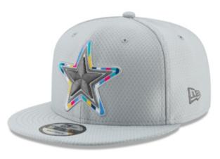 Dallas Cowboys New Era Youth Crucial Catch 9Fifty Cap