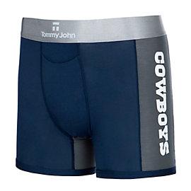 Dallas Cowboys Tommy John Second Skin Paneled Trunk