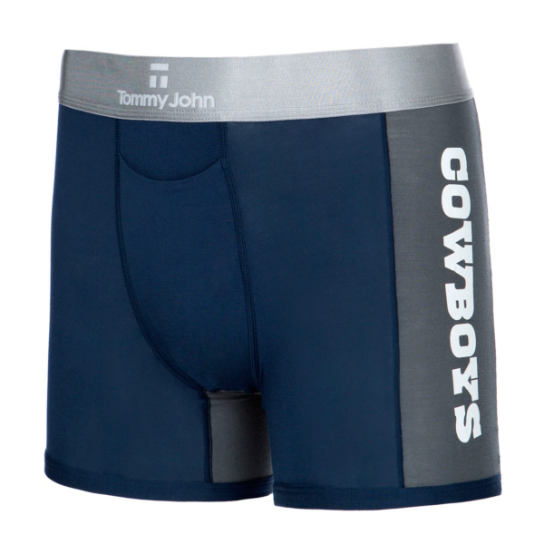 Dallas Cowboys Tommy John Second Skin Paneled Trunk