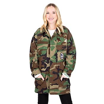 Studio ReLove Sequin Camo Jacket