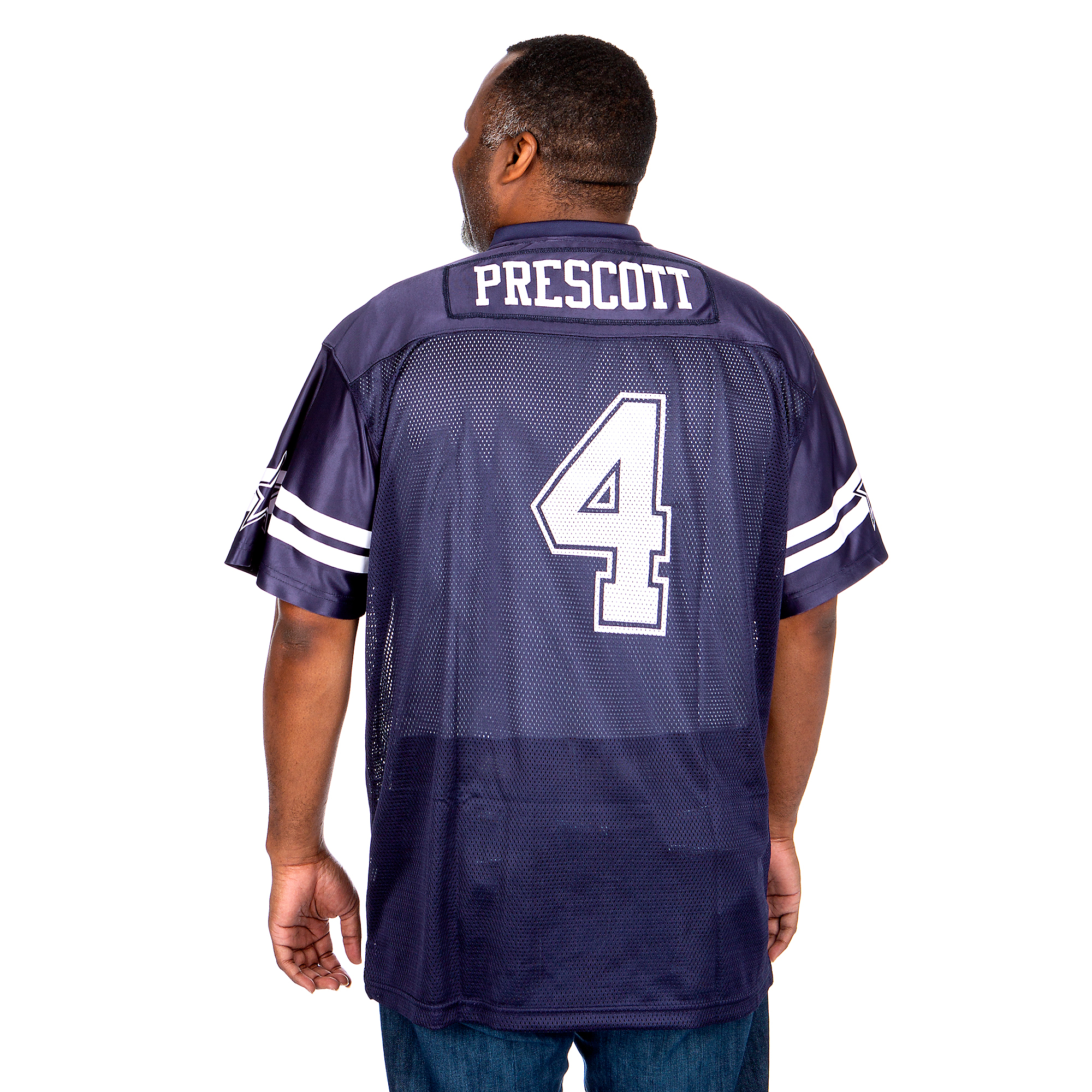 hot sale online 46344 3114a Dallas Cowboys Big and Tall Dak Prescott Jersey | Fans United