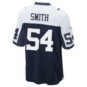 Dallas Cowboys Jaylon Smith #54 Nike Game Replica Throwback Jersey