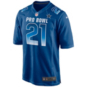 Dallas Cowboys Ezekiel Elliott #21 Nike Pro Bowl Game Jersey