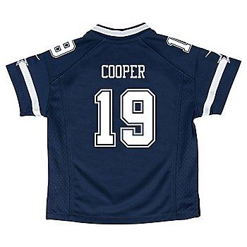 Dallas Cowboys Kids Amari Cooper #19 Nike Navy Game Replica Jersey