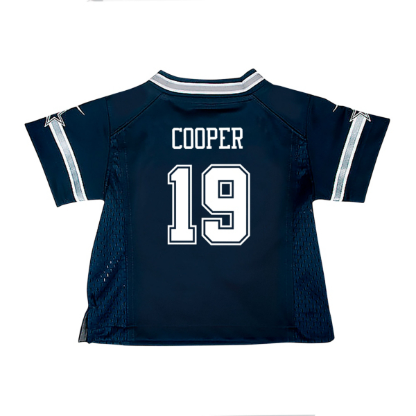 Dallas Cowboys Infant Amari Cooper Nike Navy Game Replica Jersey