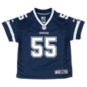 Dallas Cowboys Kids Leighton Vander Esch #55 Nike Navy Game Replica Jersey
