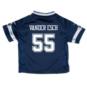 Dallas Cowboys Toddler Leighton Vander Esch Nike Navy Game Replica Jersey